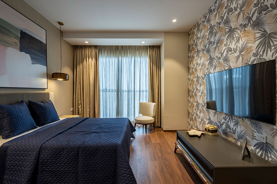 Well Furnished Bedroom Apartments